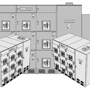 Rendering OF 30bbd02 Industrial Equipment